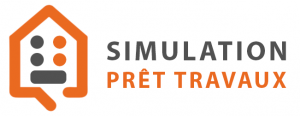 simulation pret travaux